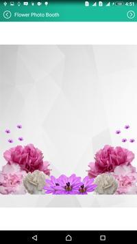 Flower Photo Booth apk screenshot