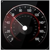 GPS Speedometer:Odometer,Trip Meter, Track Info icon