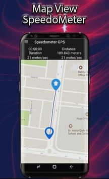 GPS Speedometer:Odometer,Trip Meter, Track Info screenshot 4
