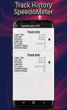 GPS Speedometer:Odometer,Trip Meter, Track Info screenshot 3