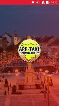 App Taxi - Szombathely poster