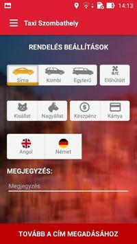 App Taxi - Szombathely screenshot 3