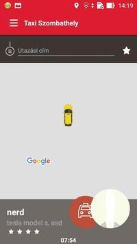 App Taxi - Szombathely screenshot 4