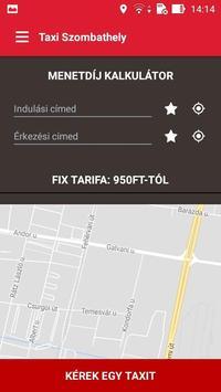 App Taxi - Szombathely screenshot 6