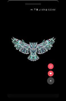 Dark AMOLED Wallpapers apk screenshot