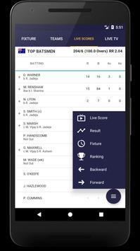 Cric-Tic Live Cricket Score apk screenshot