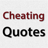 Cheating Quotes icon