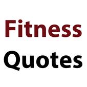 Fitness Quotes icon