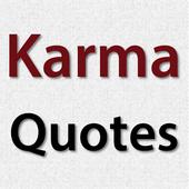 Karma Quotes icon