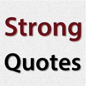 Strong Quotes icon