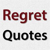 Regret Quotes icon