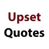 Upset Quotes icon