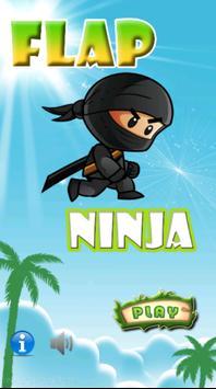 Flap Ninja poster