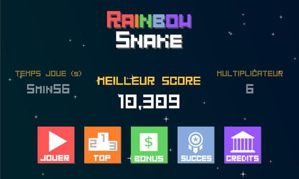 Rainbow Snake poster
