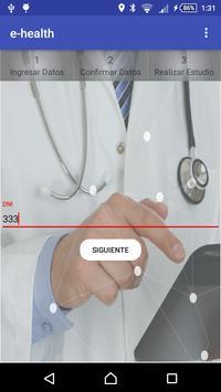 e-health screenshot 1