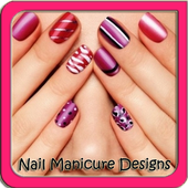 Nail Manicure Designs icon