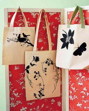 DIY Tote Bag Designs poster
