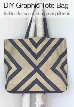 DIY Tote Bag Designs apk screenshot