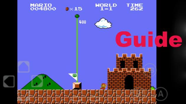 Guide Super Mario Brothers apk screenshot