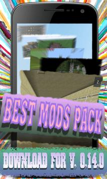 New Mods for Minecraft PE apk screenshot