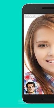 Nеw Azar Video Call & Azar dating chat tipѕ poster