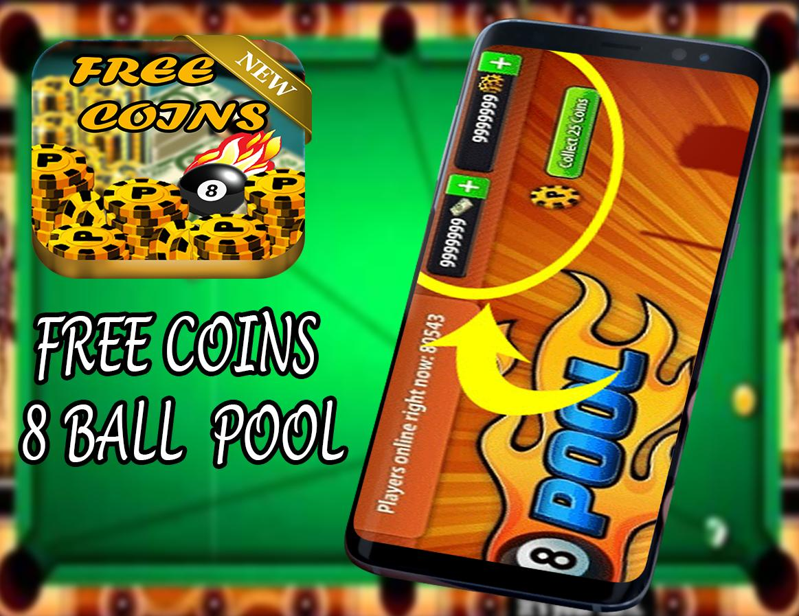 Cheats : 8 Ball Pool Coins - coins and cash prank for ... -