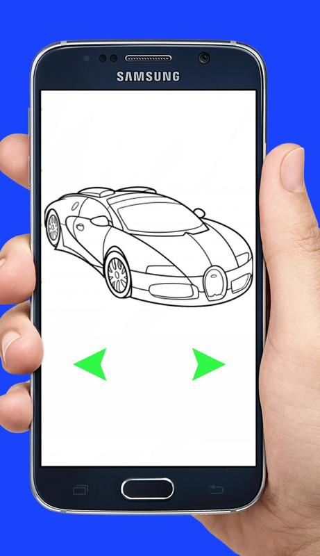 Cars Easy Drawing How To Draw Cars Step By Step For Android Apk