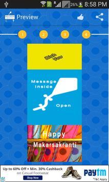 Makar sankranti greeting cards apk download free entertainment app makar sankranti greeting cards apk screenshot m4hsunfo