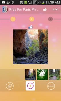 PrayForParis - Photo Maker apk screenshot