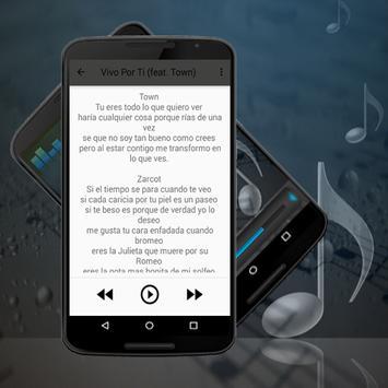 Zarcort Musica Mix Vivo Por Ti screenshot 2