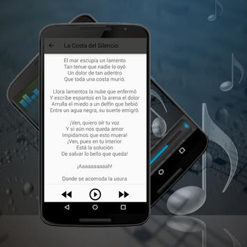 Mago de Oz Canciones-letras Fiesta Pagana apk screenshot