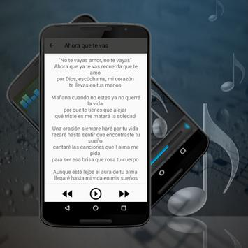 Nelson Velasquez Casualidad Canciones screenshot 2