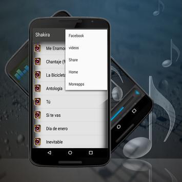 Shakira-Me Enamoré screenshot 1