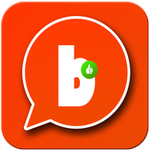 new chat for badoo icon