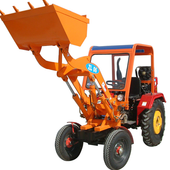 Traktor Digger and Gold icon