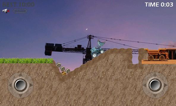 Traktor Digger and Gold apk screenshot