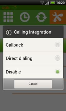 CalliMAX - International Calls apk screenshot