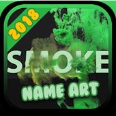 Best Smoke Effect Name Art Editor (2018) icon