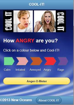 Cool-IT Anger Relief poster