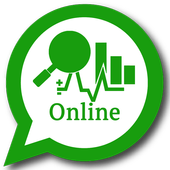 Tracker Whats Online icon