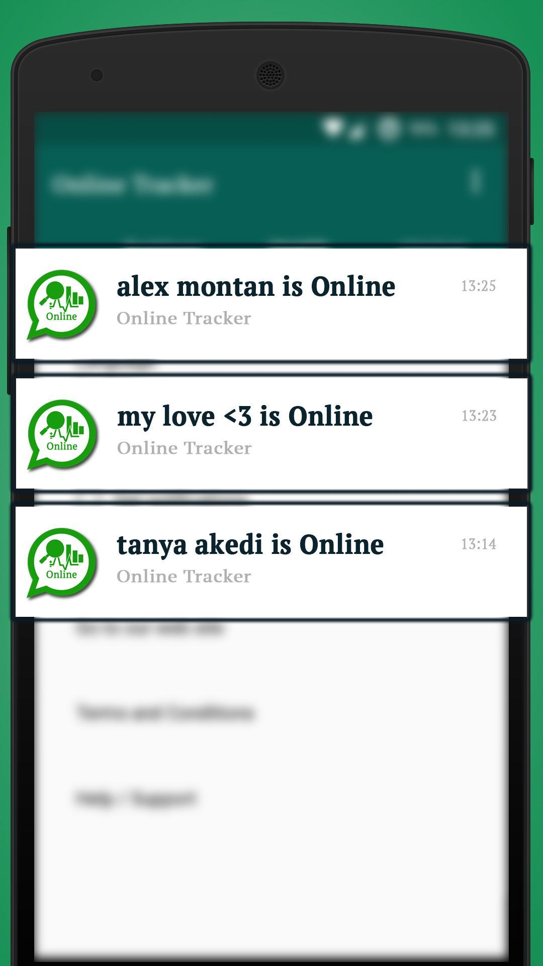 Tracker Whats Online for Android - APK Download