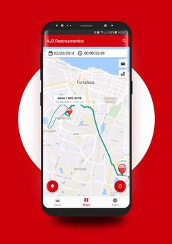 AJ3 Rastreamentos screenshot 5