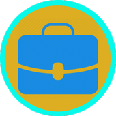 Jobs finder-free daily jobs, classifieds icon