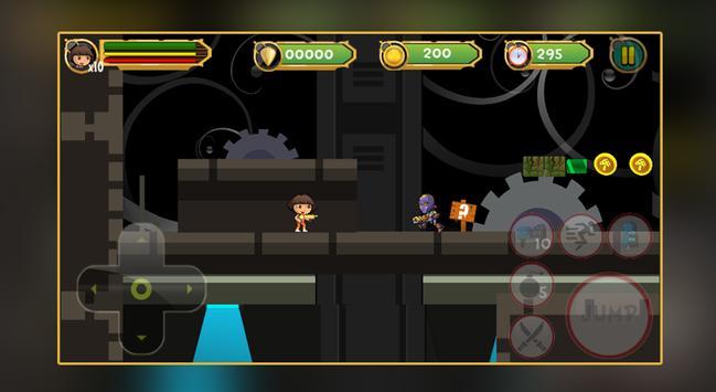 Adventure Dora The Jungle Explorer apk screenshot