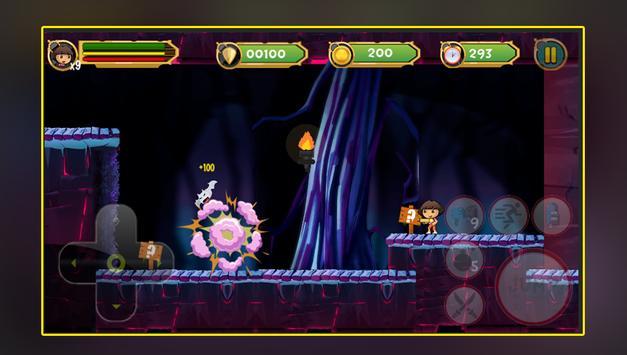 Dora Temple Games screenshot 1