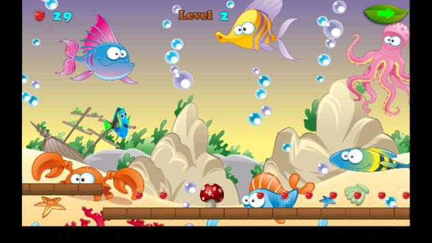 New adventure of dory game apk screenshot