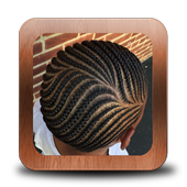 New African Hairstyle for Kids icon