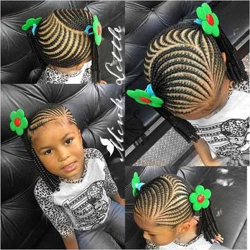 New African Hairstyle for Kids screenshot 5