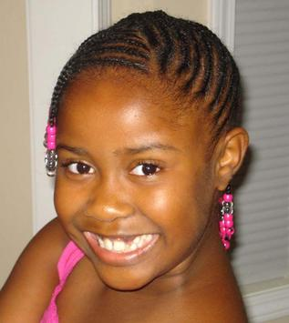 New African Hairstyle for Kids screenshot 2