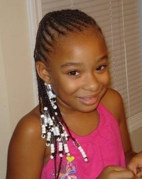 New African Hairstyle for Kids screenshot 3